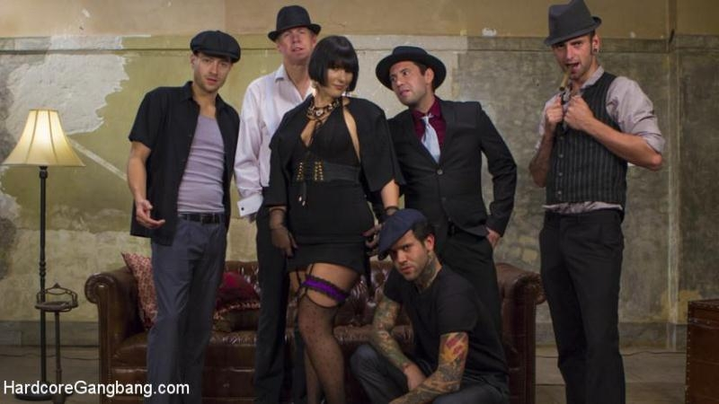 Agent Airtight: Slutty Fed Takes Five Hard Cocks In All Her Holes (Gangbang) H4rdc0r3G4ngB4ng [SD 360p] (2018)
