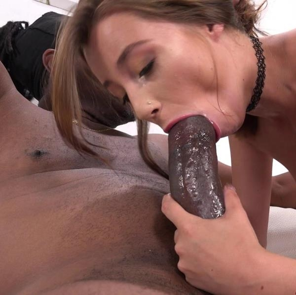 Oh Damn! So Sweet With 12 Inches In Her (Blowjob) Carolina Sweets [SD] (2018)
