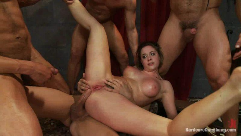 When you wish upon a porn Star: Chanel Prestons fairy tale cums true (Gangbang) PublicDisgrace [HD 720p] (2018)