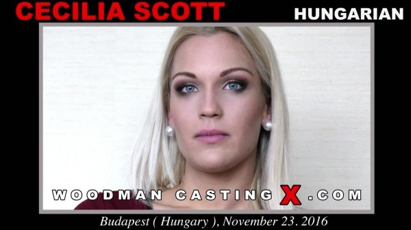 Cecilia Scott - Casting X 170 * Updated * (Casting) WoodmanCastingX [SD 540p] (2018)