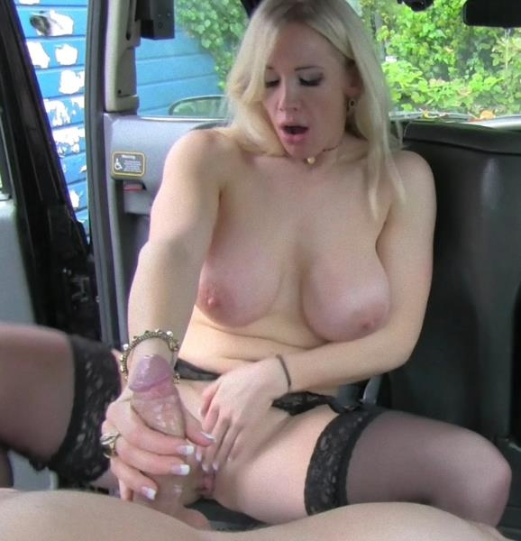 Faketaxi rebecca blonde new interesting