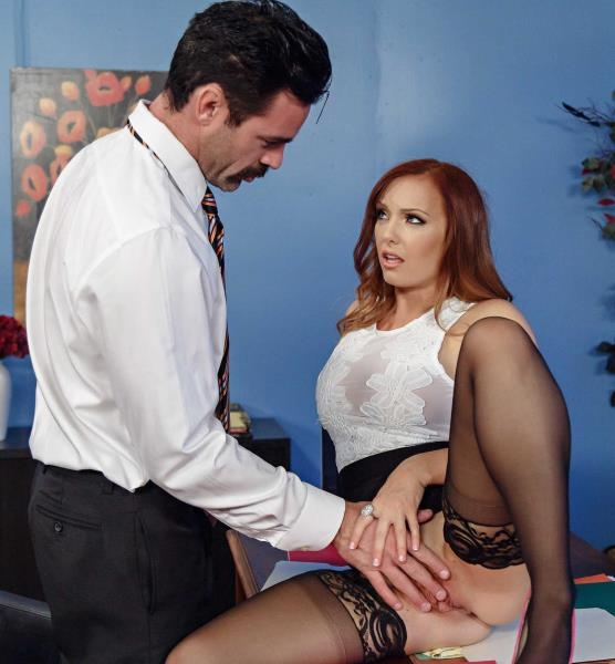 Underpaid, Overworked, Andpletely Fucked (Blowjob) Charles Dera, Dani Jensen [HD 720p] (2018)