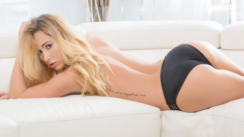 Carter Cruise - Fuck My Ass Harder (Blonde) Drilled.xxx [FullHD 1080p] (2018)