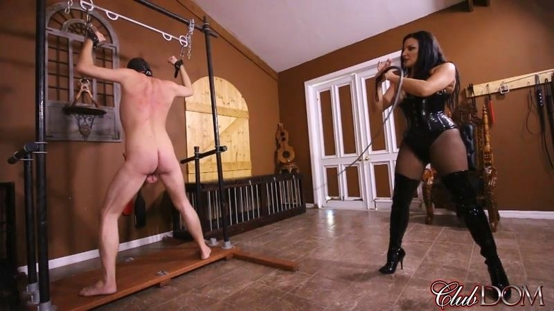 Submissive Bitch Slave (Femdom) ClubDom [HD 720p] (2018)