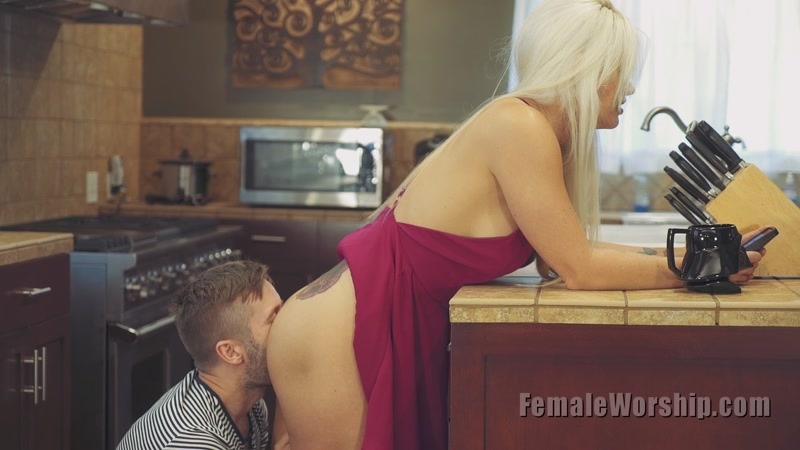 There's Always Something You Can Do For Me (Fetish) Femaleworship [FullHD 1080p] (2018)