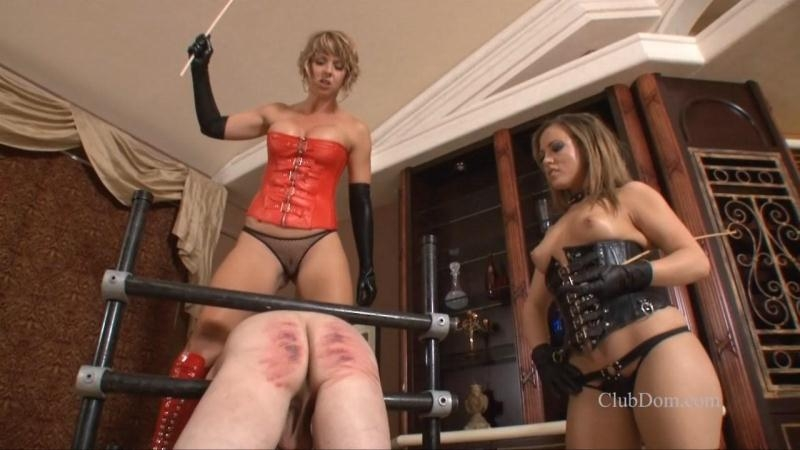 Males are for Caning (Femdom) ClubDom [HD 720p] (2018)