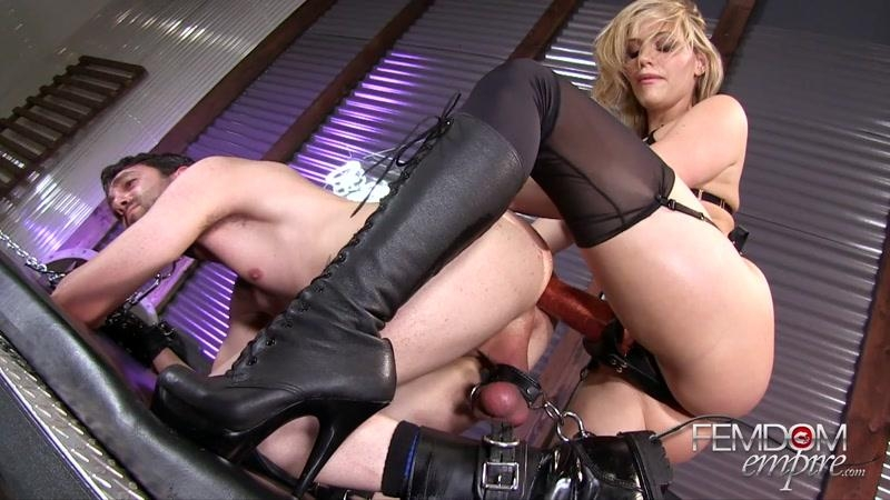 Stretched to Gape (Fetish) Female Domination [FullHD 1080p] (2018)
