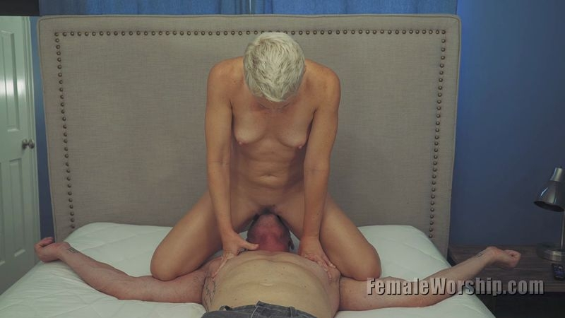 The Bump And Grind (Femdom) Femaleworship [HD 720p] (2018)