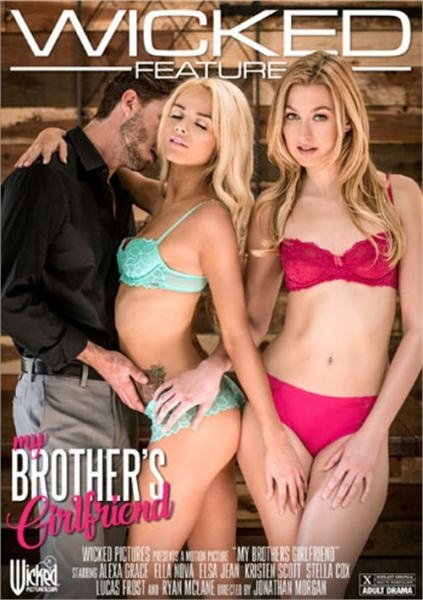 My Brothers Girlfriend (Teen, Young) Elsa Jean, Alexa Grace, Stella Cox, Kristen Scott, Ella Nova, Ryan Mclane, Lucas Frost [SD] (2018)