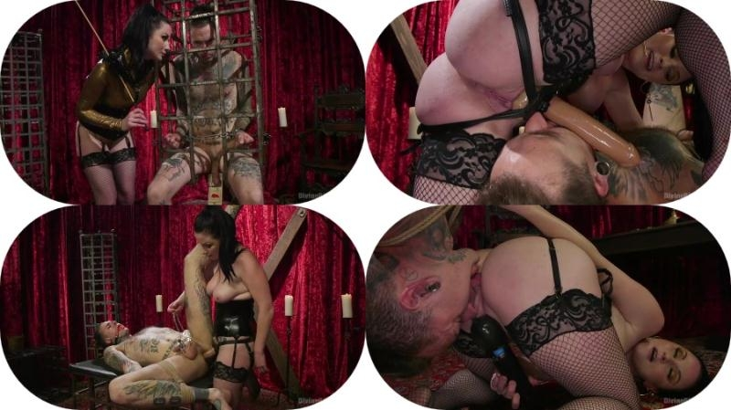 Veruca James - Disobedient Masturbating Slave Punished and Fucked with a Fat Cock (Femdom) Kink.com [SD] (2018)
