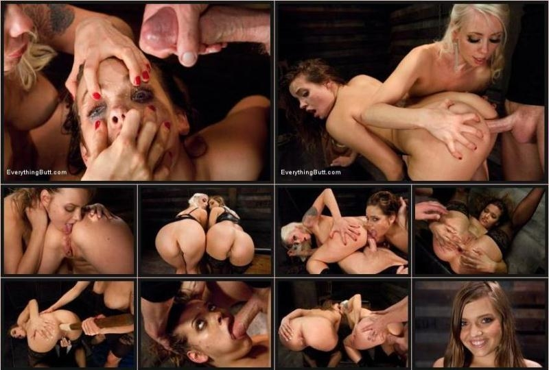 Ashlynn Leigh, Lorelei Lee - Come Out and Play (Fisting) EverythingButt.com [HD 720p] (2018)