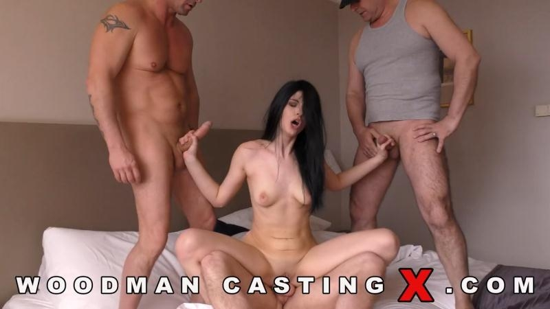 Alice Nice - Casting X 160 Updated (Group, Gang Bang) WoodmanCastingX.com [HD 720p] (2017)