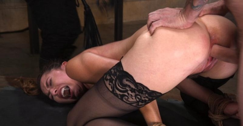 Melissa Moore - Training a Pain Slut: Busty Melissa Moore's First Submission (BDSM) TheTrainingOfO.com [SD] (2017)