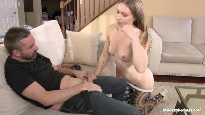 Sera Moon - Fucks The Neighbor and Swallows His Cum! (Teen, Young) Еxposedwhores.com [SD]