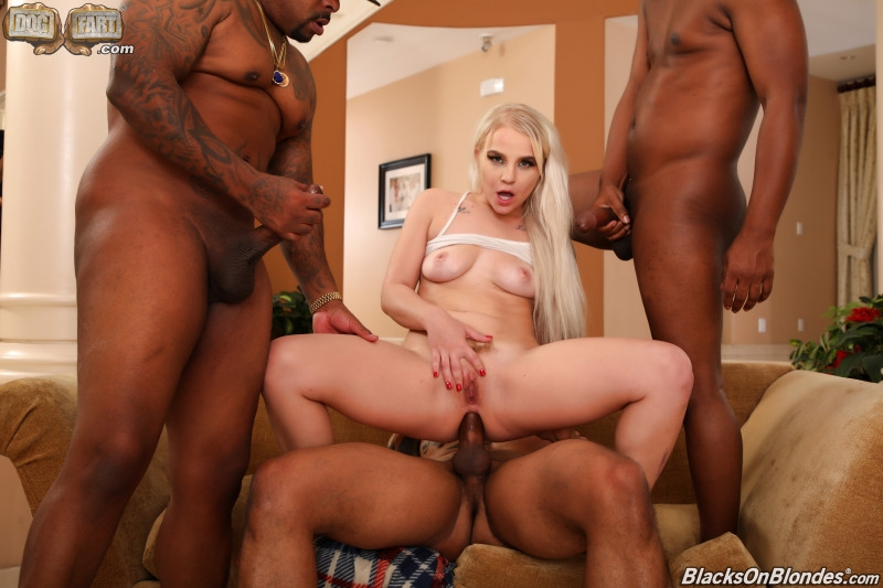 Bella Janes - Second Appearance (Hardcore) BlacksOnBlondes.com [SD]