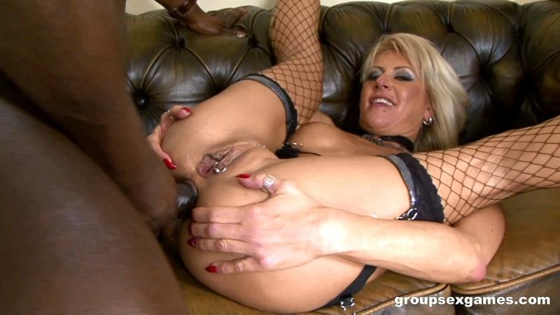 Kathy Kongo - Mommy Needs More Than 1 Cock (Milf) GroupSexGames.com [SD]