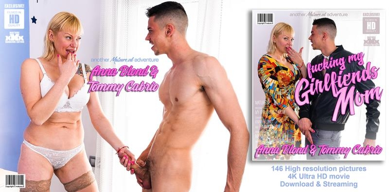 Anna Blond - MILF Anna Blond is secretly fucking her daughters boyfriend (Milf) Mature.nl [SD]