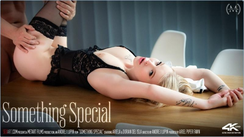 Ariela - Something Special (Blonde) SexArt.com [SD]