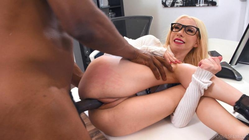 Kenzie Reeves - Office Ass-Istants (Blowjob) DevilsFilm.com [SD]